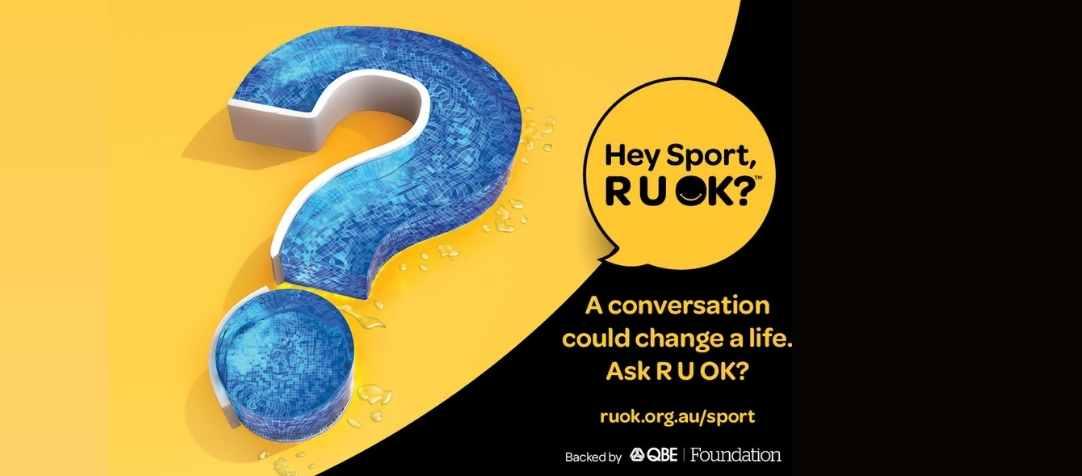 A Conversation Can Change A Life - R U OK?